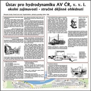 ÚH AV ČR - okolní zajímavosti