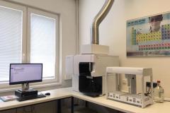 ICP-EOS - Emisní spektrometrie s indukčně vázaným plazmatem