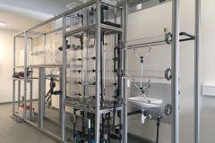 Model úpravny pitné vody
