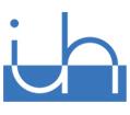 ÚSTAV PRO HYDRODYNAMIKU v. v. i. Logo