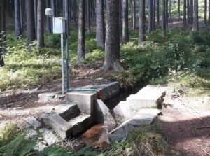 Hydrological monitoring